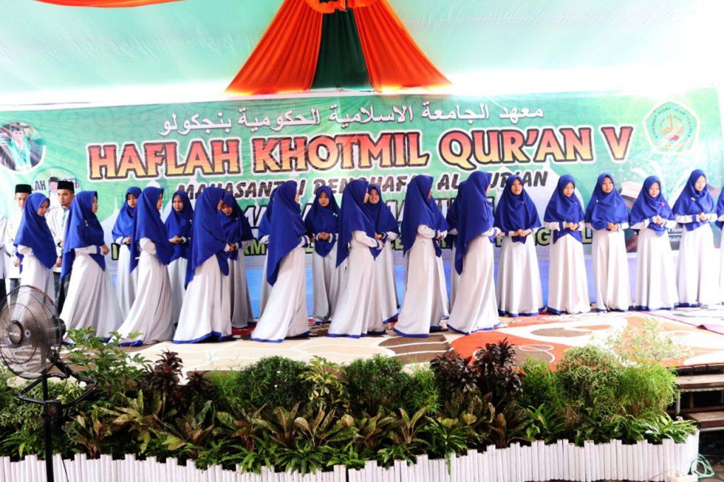 Wiuda Penghafal Al Quran Iain Bengkulu