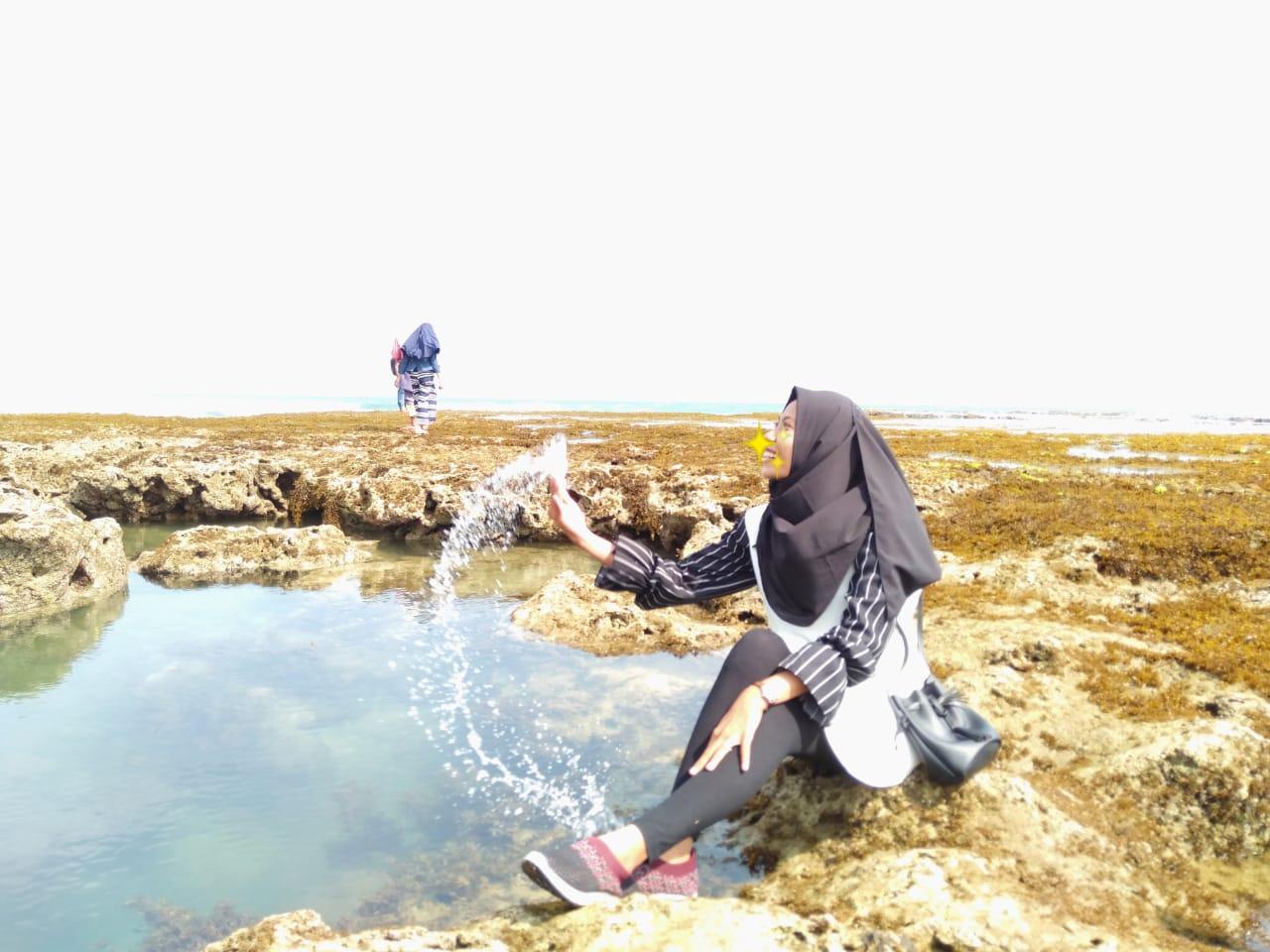 Perkenalkan Pantai Air Langkap Di Kaur Destinasi Wisata