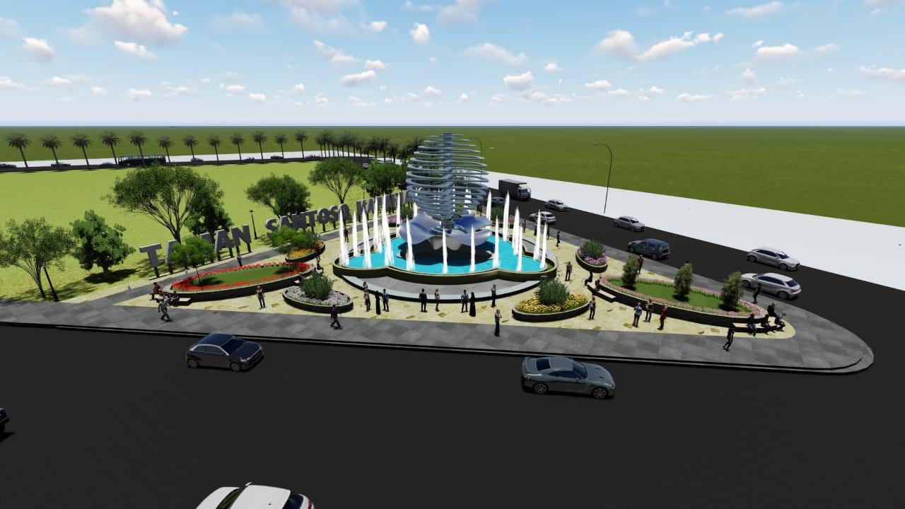 Pembangunan Tugu Santoso Kepahiang Dari Apbd Sebesar Rp 5 Miliar Bengkulutoday Terkini Dan Aktual
