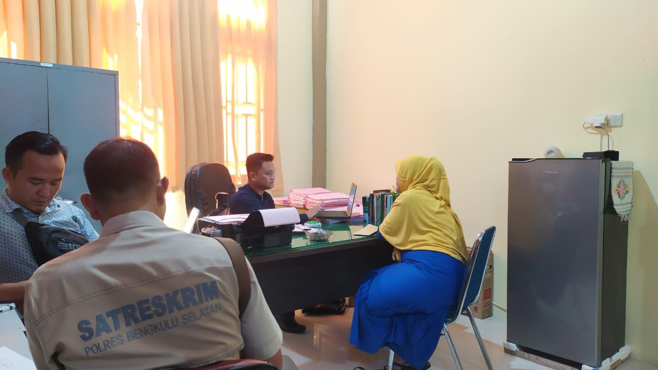 Tsk Dugaan Penipuan Cpns Bengkulu Selatan Dilimpahkan Ke Kejari