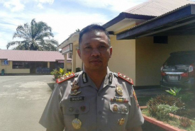 AKBP Rudy Purnomo SIK MH
